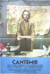 poster Dimitrie Cantemir (1973)