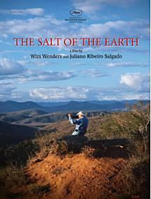 poster Le sel de la terre  aka The Salt of the Earth (2014)
