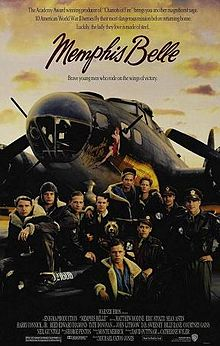 poster Memphis Belle (1990)