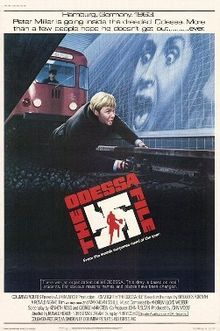 poster The Odessa File (1974)