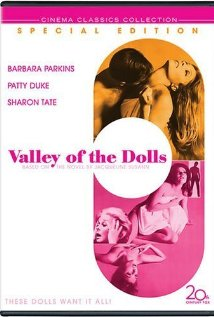 poster Valley of the Dolls (1967)
