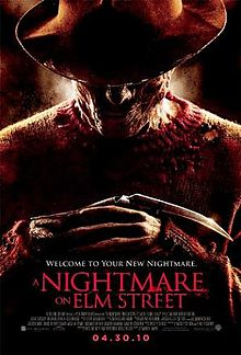 poster A Nightmare on Elm Street (2010)