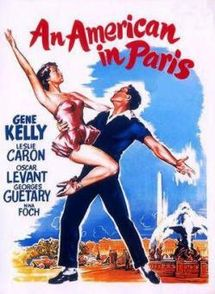 poster An American in Paris (1951)