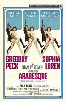 poster Arabesque (1966)