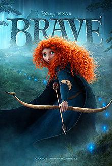 poster Brave (2012)