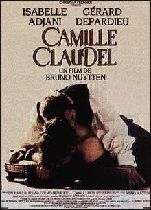 poster Camille Claudel (1988)