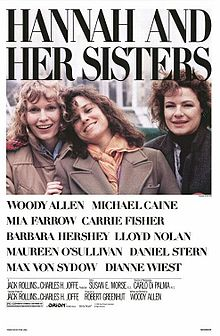 poster Hannah and Her Sisters (1986)