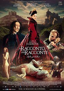 poster Il racconto dei racconti - Tale of Tales (2015)