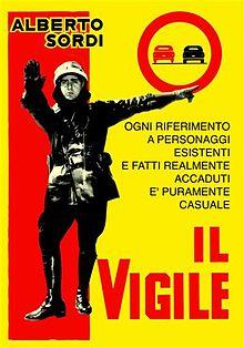 poster Il vigile (1960)