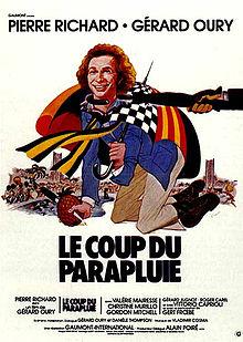 poster Le coup du parapluie (1980)