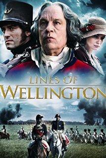 poster Linhas de Wellington (2012)