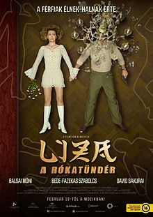 poster Liza the Fox-Fairy (2015)