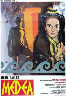 poster Medea (1969)
