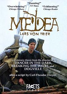 poster Medea (TV Movie 1988)