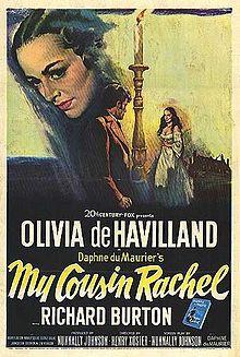 poster My Cousin Rachel (1952)