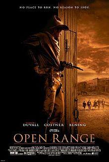 poster Open Range (2003)