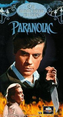 poster Paranoiac (1963)