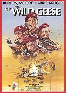 poster The Wild Geese (1978)