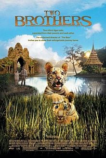 poster Two Brothers (2004)