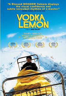 poster Vodka Lemon (2003)