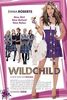 poster Wild Child (2008)