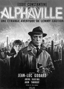 poster Alphaville (1965)
