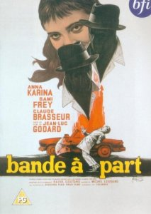 poster Bande a part (1964)
