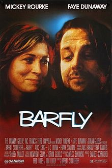 poster Barfly (1987)