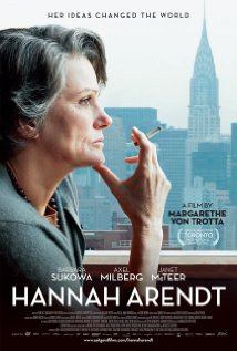 poster Hannah Arendt (2012)