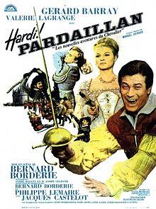 poster Hardi Pardaillan (1964)