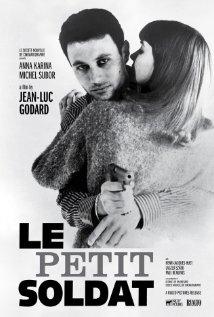 poster Le Petit Soldat (1963)