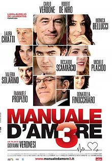 poster Manuale d'am3re (2011)