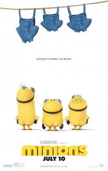 poster Minions (2015)