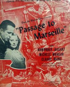poster Passage to Marseille (1944)