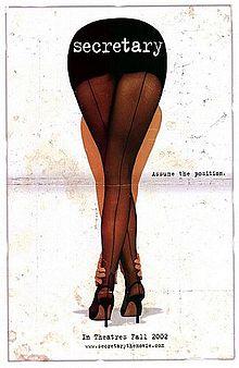 poster Secretary (2002)