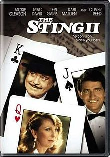poster The Sting II (1983)