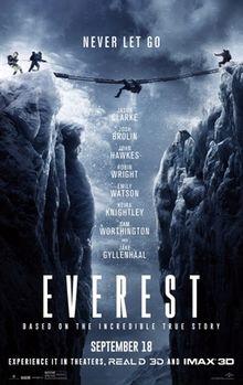 poster Everest (2015)