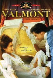 poster Valmont (1989)