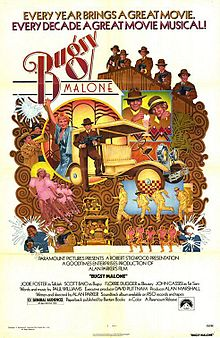 poster Bugsy Malone (1976)