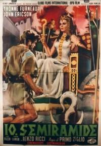 poster Io, Semiramide (1962)