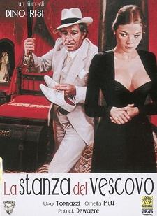 poster La stanza del vescovo (1977)
