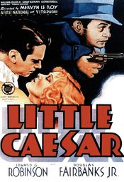 poster Little Caesar (1931)