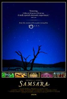 poster Samsara (2011)