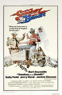 poster Smokey and the Bandit (1977)