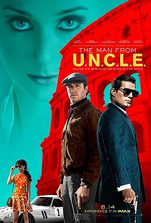poster The Man from U.N.C.L.E. (2015)