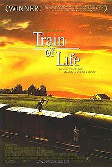 poster Train de Vie - Train of Life (1998)