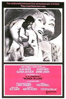 poster Women in Love (1969)