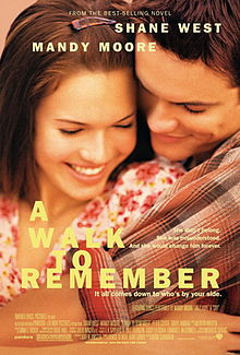 poster A Walk to Remember (2002)