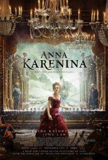 poster Anna Karenina (2012)