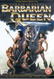 poster Barbarian Queen (1985)